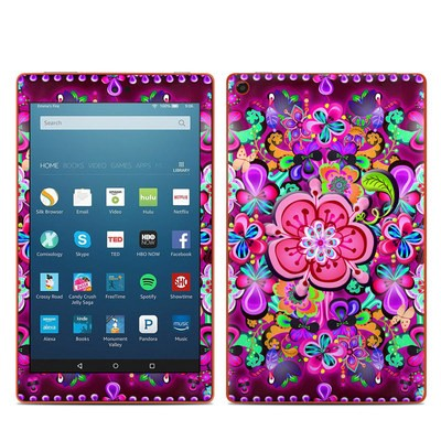 Amazon Kindle Fire HD8 2016 Skin - Woodstock