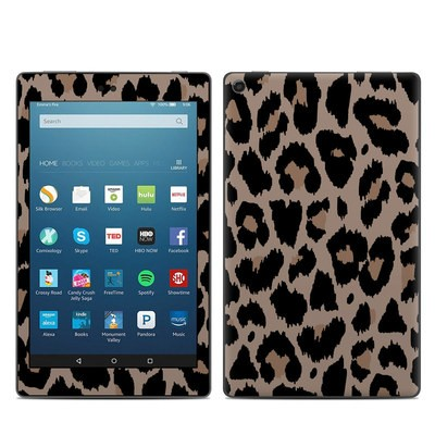 Amazon Kindle Fire HD8 2017 Skin - Untamed
