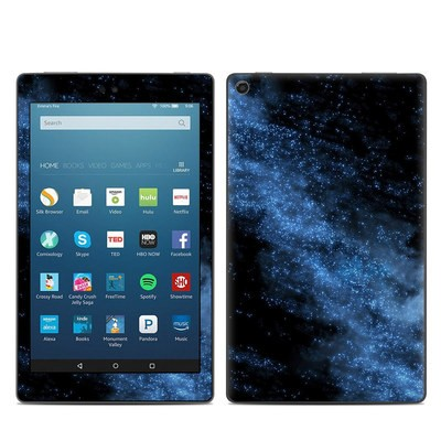 Amazon Kindle Fire HD8 2018 Skin - Milky Way