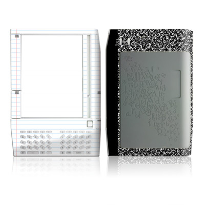 Kindle Skin - Composition Notebook