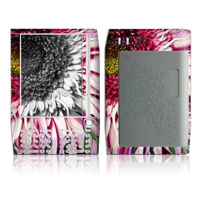 Kindle Skin - Crazy Daisy