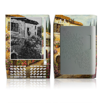 Kindle Skin - Via Del Fiori