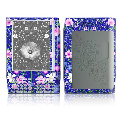 Kindle Skin - Floral Harmony