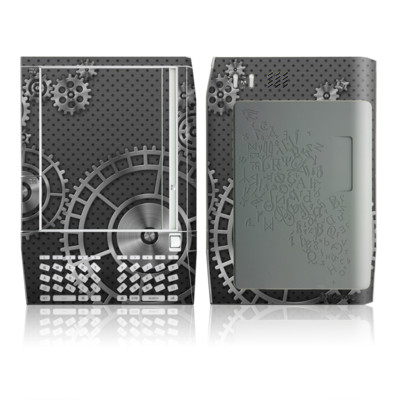 Kindle Skin - Gear Wheel
