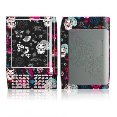 Kindle Skin - Geisha Kitty