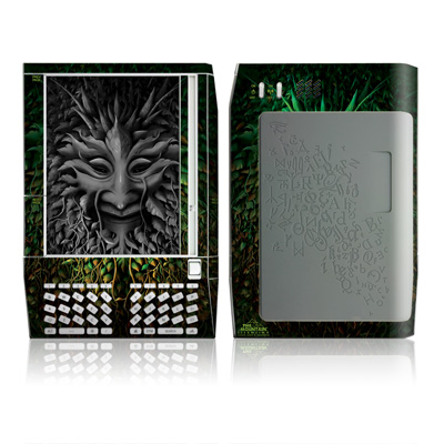 Kindle Skin - Greenman