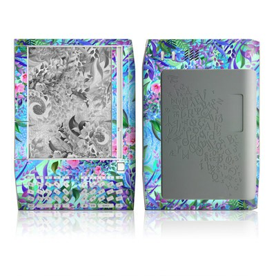 Kindle Skin - Lavender Flowers