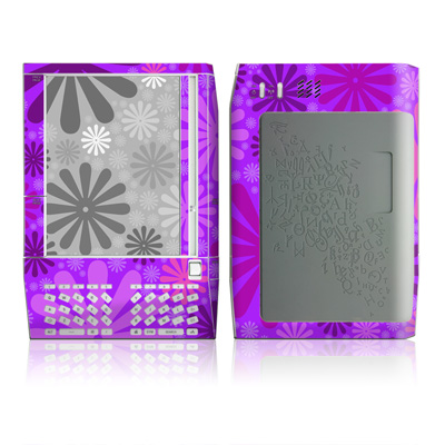 Kindle Skin - Purple Punch