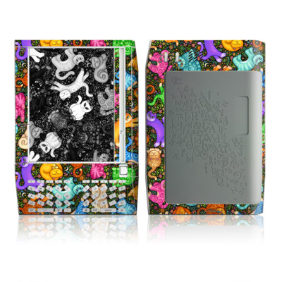 Kindle Skin - Sew Catty