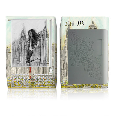 Kindle Skin - The Sights New York