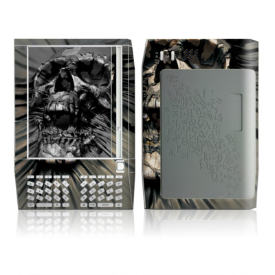 Kindle Skin - Skull Wrap
