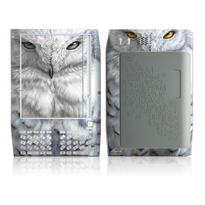 Kindle Skin - Snowy Owl