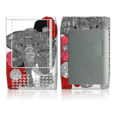 Kindle Skin - The Elephant