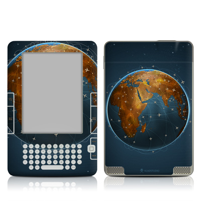 Kindle 2 Skin - Airlines