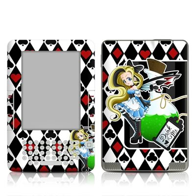 Kindle 2 Skin - Alice