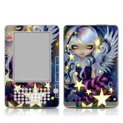 Kindle 2 Skin - Angel Starlight