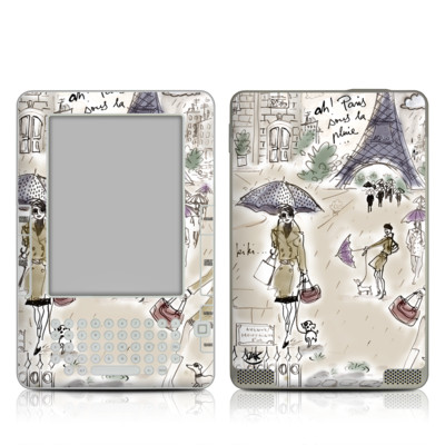 Kindle 2 Skin - Ah Paris