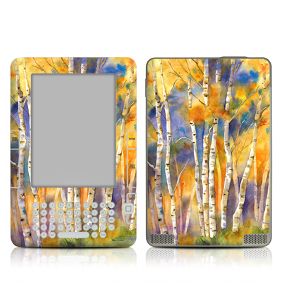 Kindle 2 Skin - Aspens