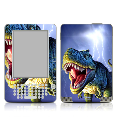 Kindle 2 Skin - Big Rex