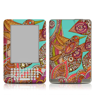 Kindle 2 Skin - Bird In Paradise