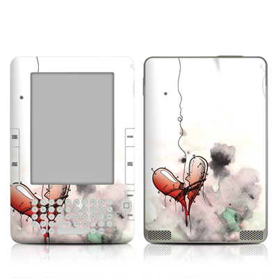 Kindle 2 Skin - Blood Ties