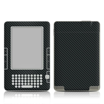 Kindle 2 Skin - Carbon