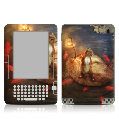 Kindle 2 Skin - Columbus