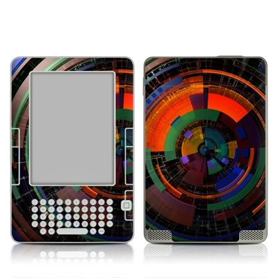 Kindle 2 Skin - Color Wheel