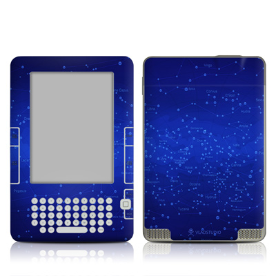 Kindle 2 Skin - Constellations