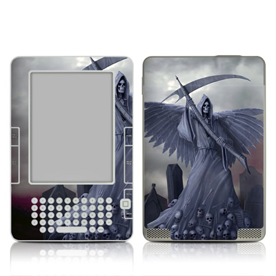 Kindle 2 Skin - Death on Hold