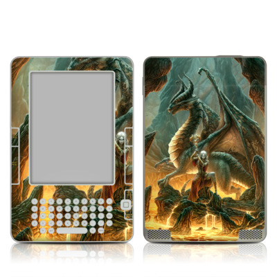 Kindle 2 Skin - Dragon Mage