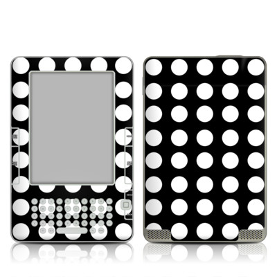 Kindle 2 Skin - Dot Riot