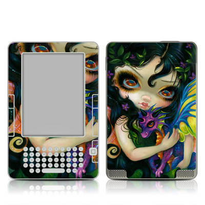 Kindle 2 Skin - Dragonling Child
