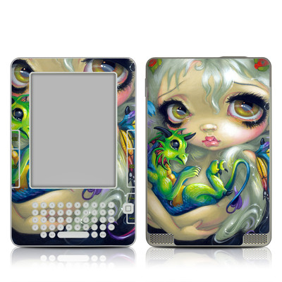 Kindle 2 Skin - Dragonling