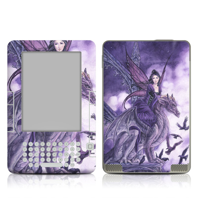 Kindle 2 Skin - Dragon Sentinel