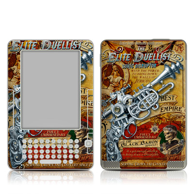 Kindle 2 Skin - The Duelist