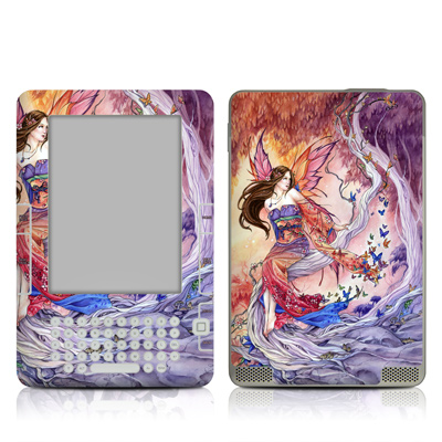 Kindle 2 Skin - The Edge of Enchantment