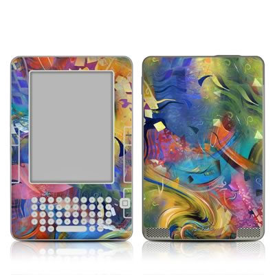 Kindle 2 Skin - Fascination