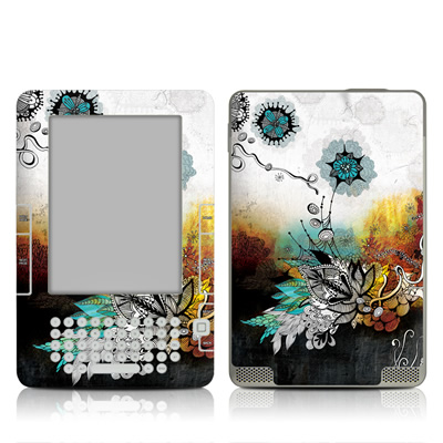Kindle 2 Skin - Frozen Dreams