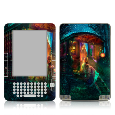 Kindle 2 Skin - Gypsy Firefly