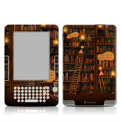 Kindle 2 Skin - Google Data Center