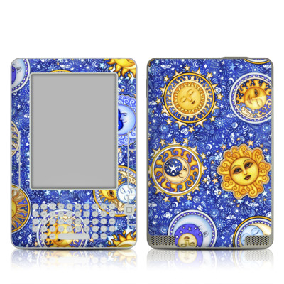 Kindle 2 Skin - Heavenly