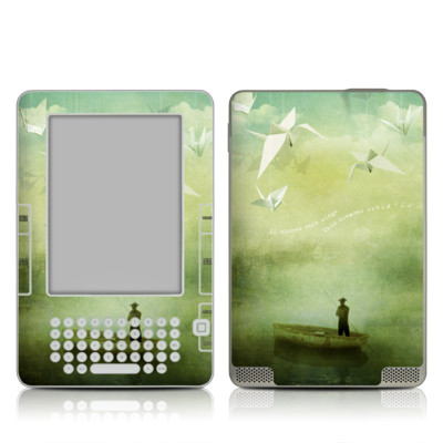 Kindle 2 Skin - If Wishes