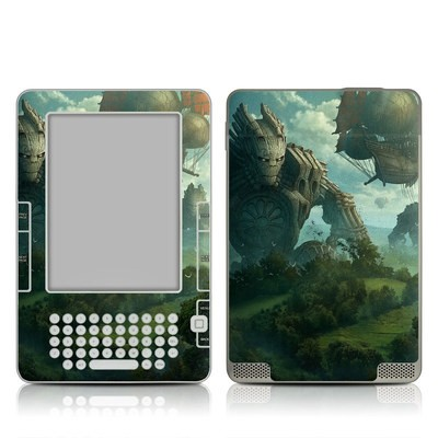 Kindle 2 Skin - Invasion