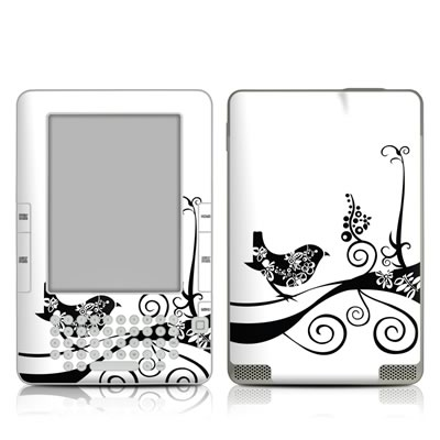 Kindle 2 Skin - Little Curly