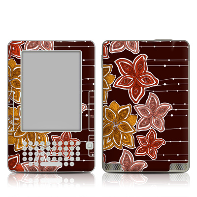 Kindle 2 Skin - Lila
