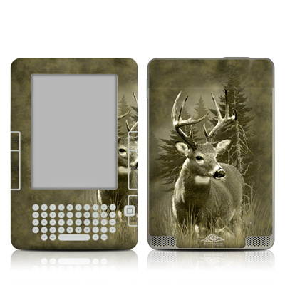 Kindle 2 Skin - Lone Buck