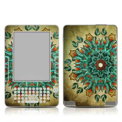 Kindle 2 Skin - Mandela