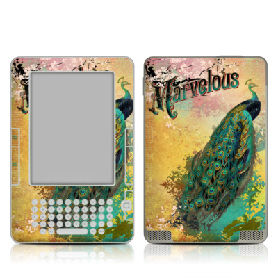 Kindle 2 Skin - Marvelous