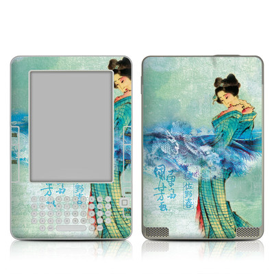 Kindle 2 Skin - Magic Wave
